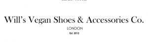 Will's Vegan Shoes promo code