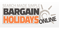 Bargain Holidays discount code