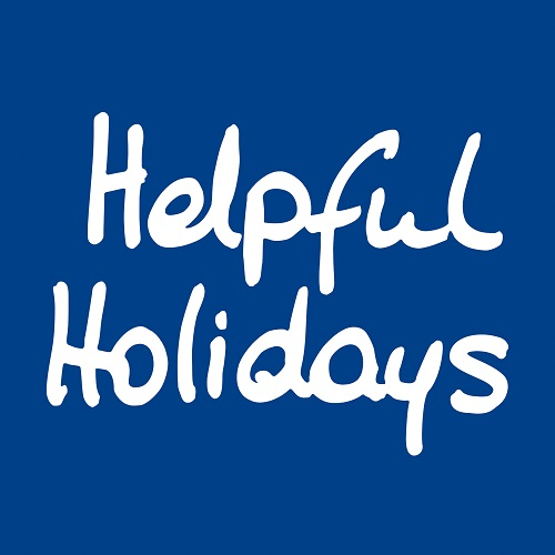 Helpful Holidays voucher