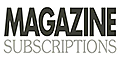Magazine Subscriptions discount code